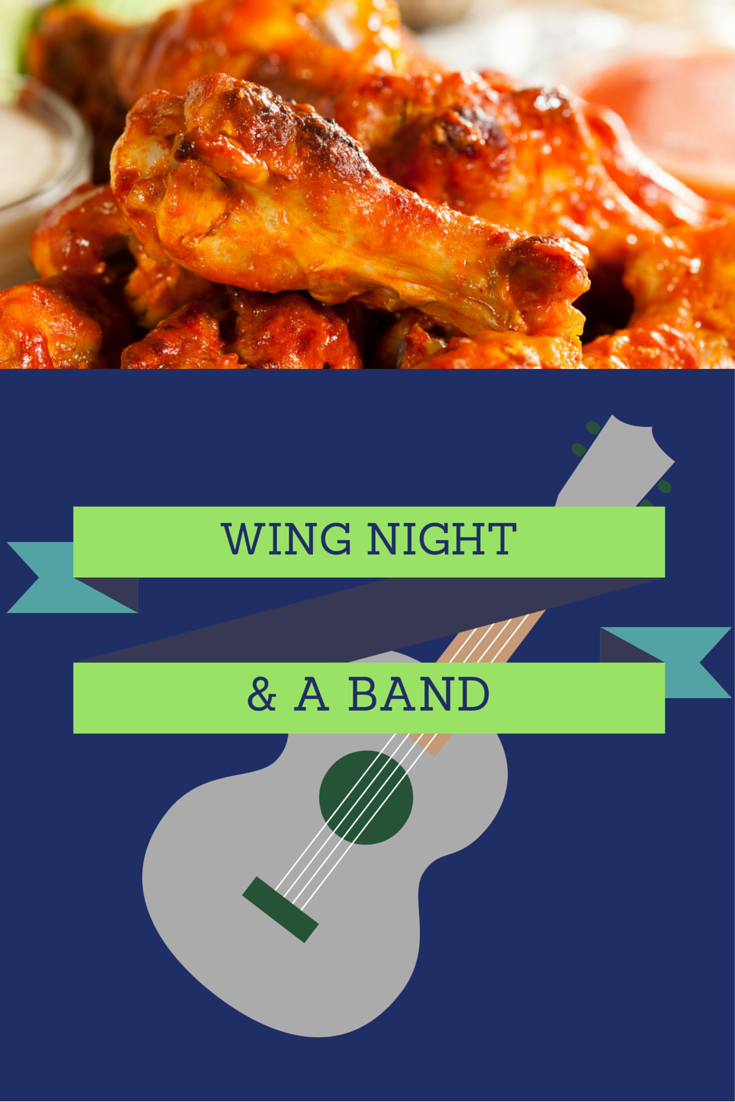 Wing Night & Band